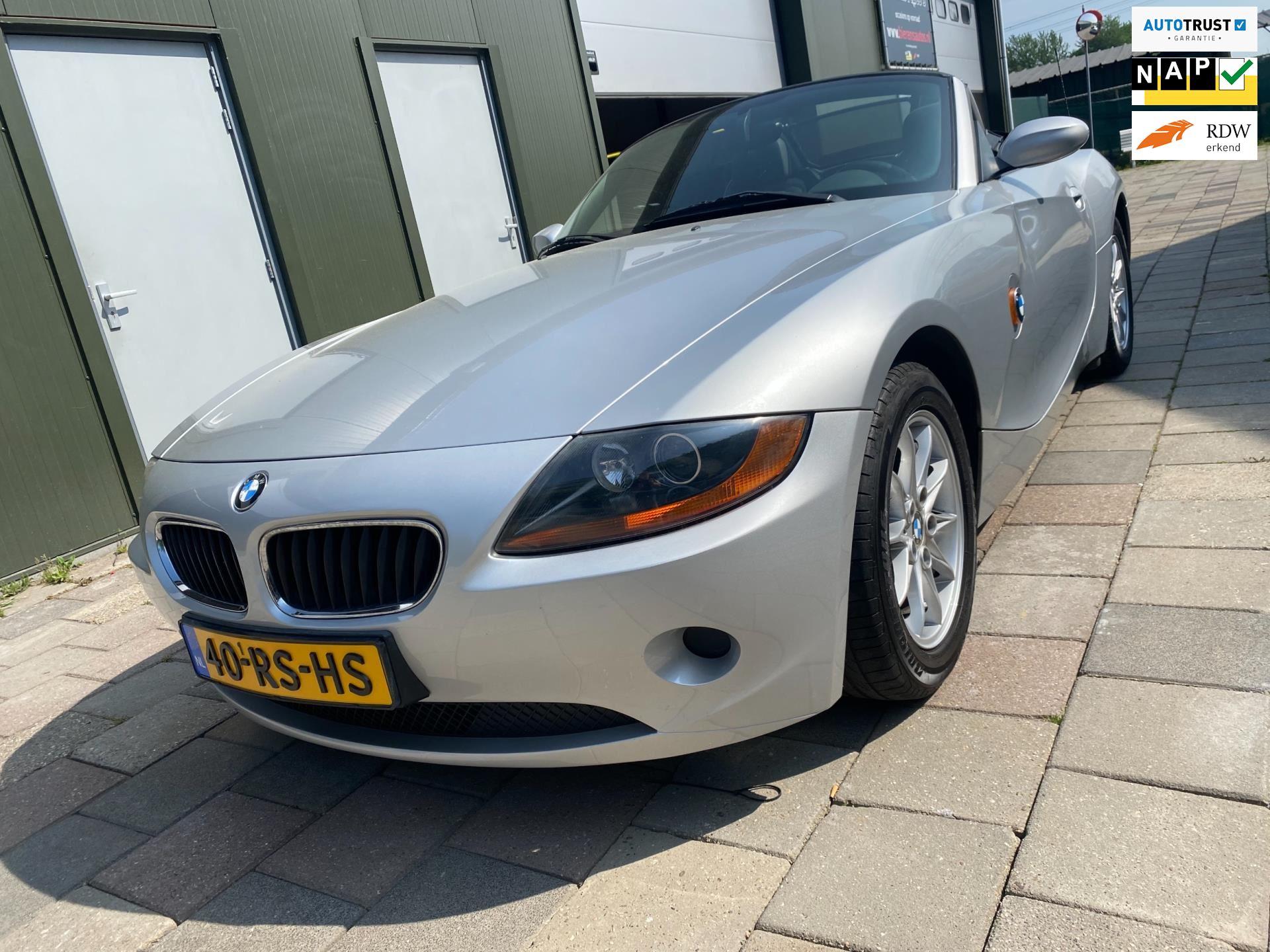 BMW Z4 Roadster occasion - Bierens Auto's