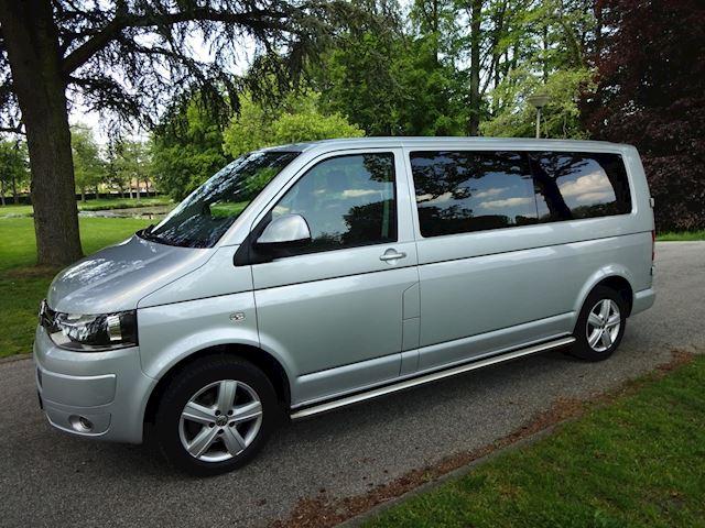 Volkswagen Transporter 2.0 TDI L2H1 DC Comfortline.5 persoons.automaat.leer.airco.