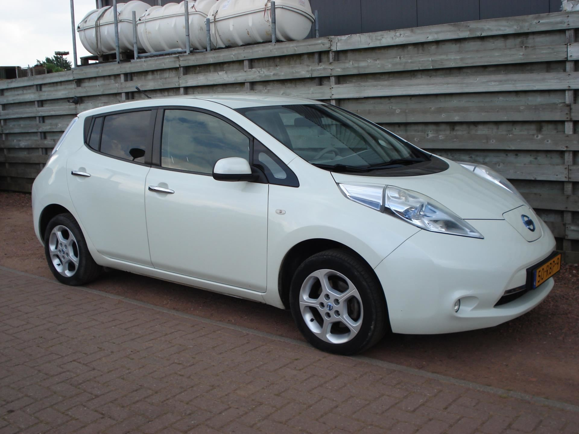 Nissan LEAF occasion - HDM Auto's