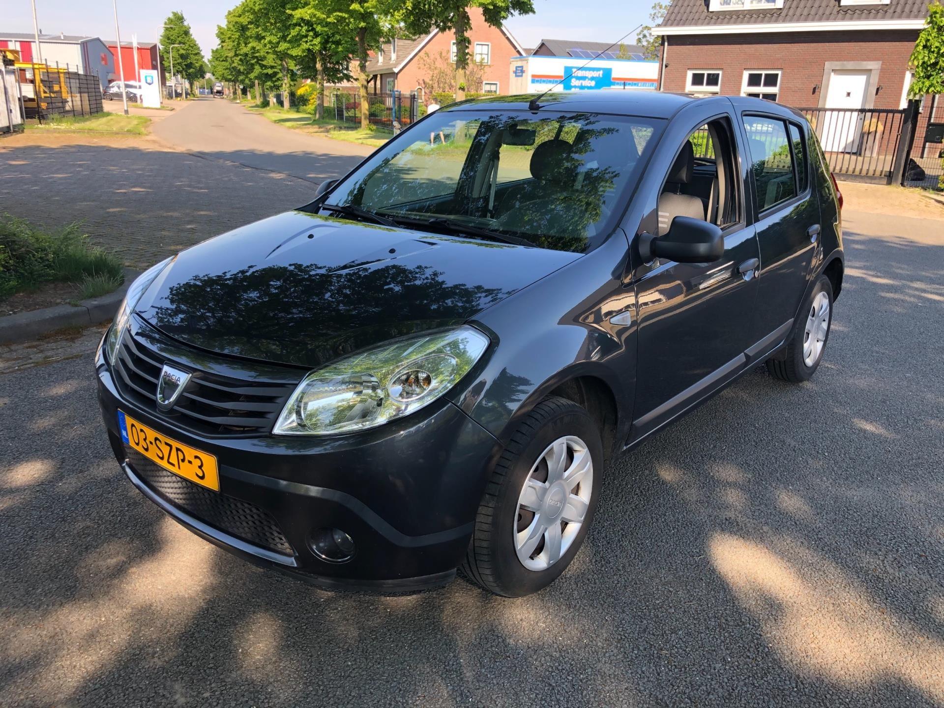 Dacia Sandero occasion - ABV Holland