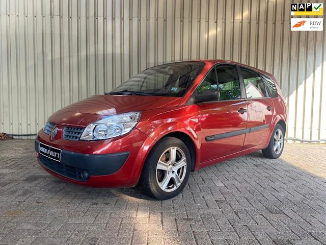 Renault Grand Scénic 1.6-16V / NW APK / AIRCO / 7PERSOONS