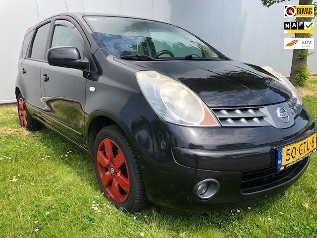 Nissan Note occasion - Elbay Auto & Bandenservice