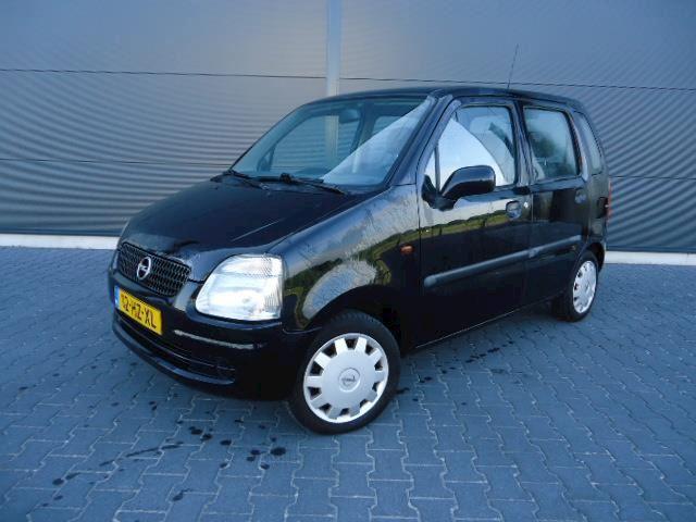 Opel Agila 1.2-16V Comfort ( inruilkoopje )