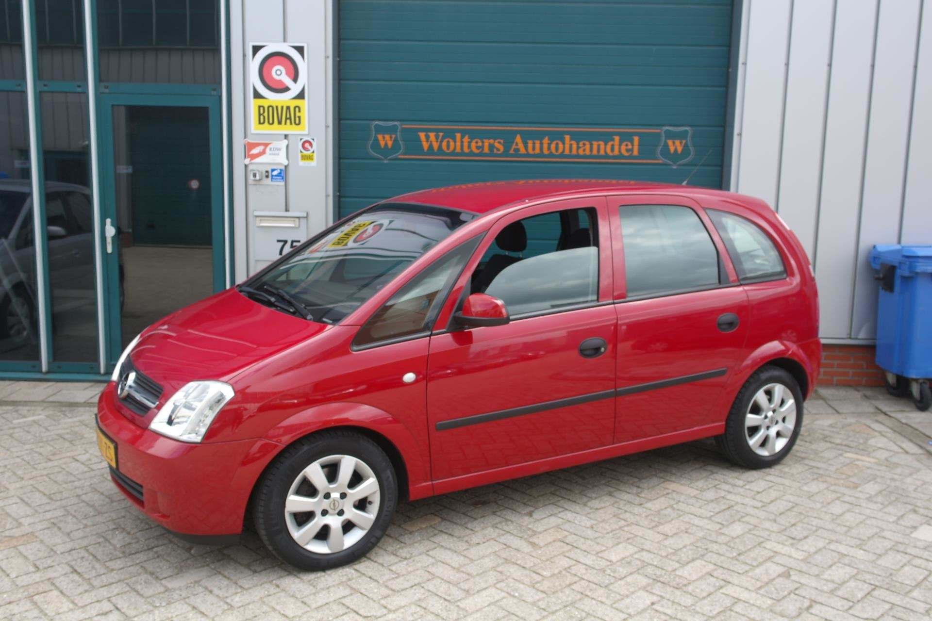 Opel Meriva occasion - Wolters Autohandel