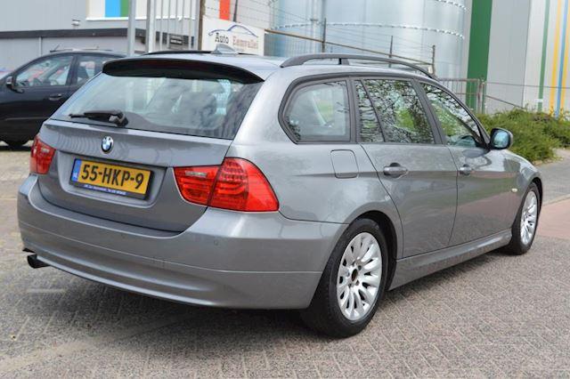 BMW 3-serie Touring 318i Business Line bj09 ECC 6 bak NAVI