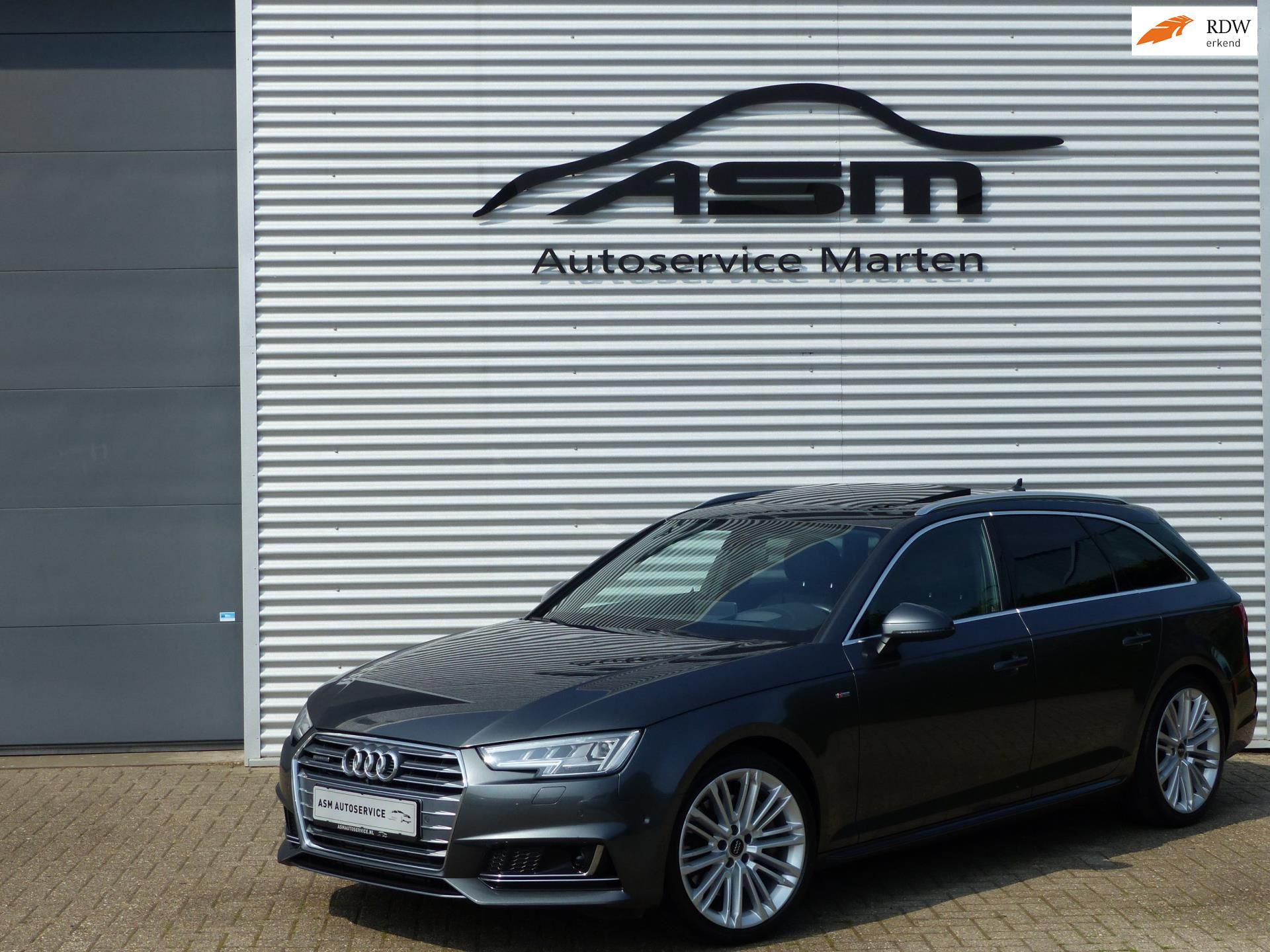 Audi A4 Avant occasion - ASM Autoservice Marten