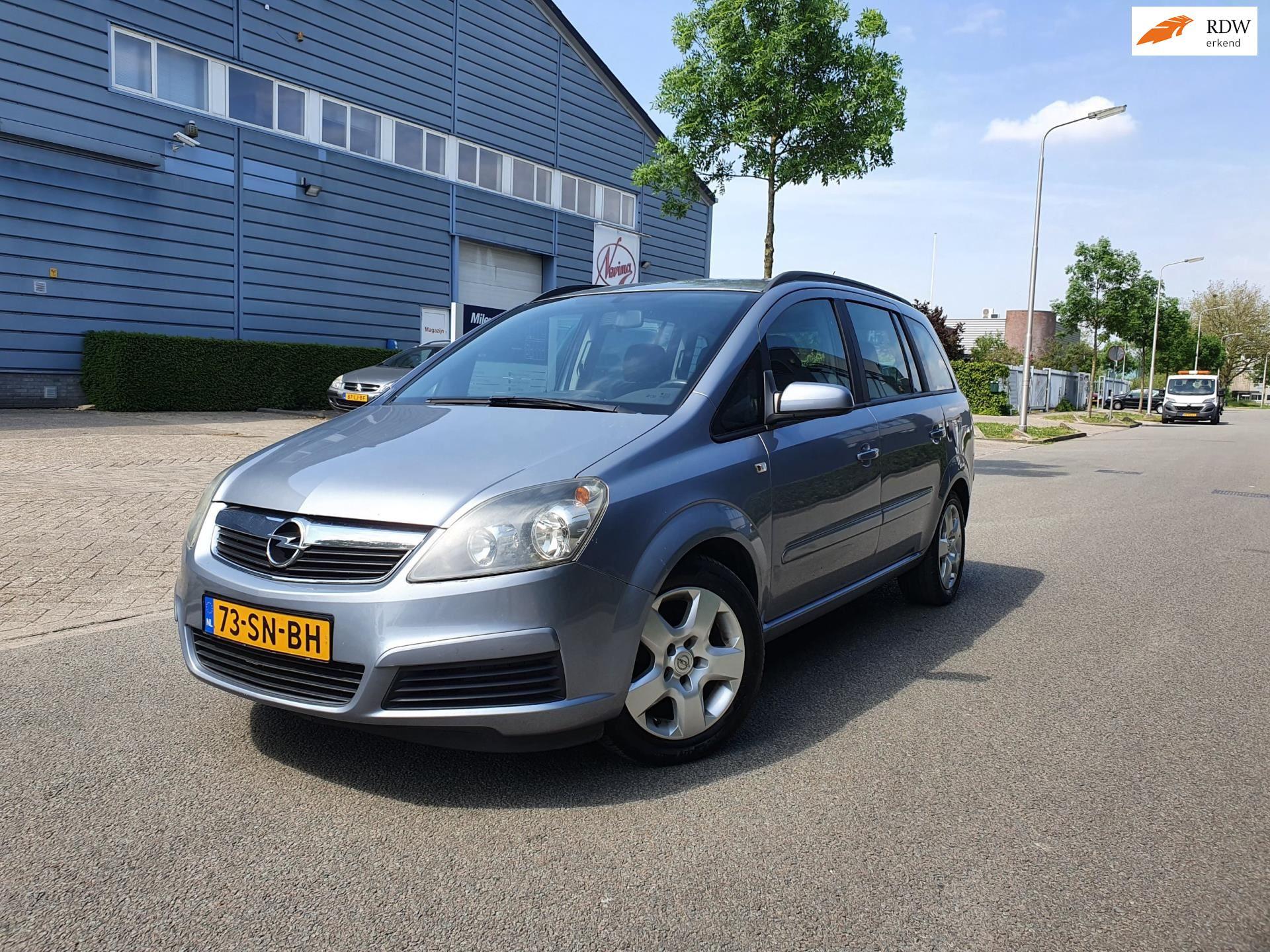 Opel Zafira occasion - Autohandel Direct
