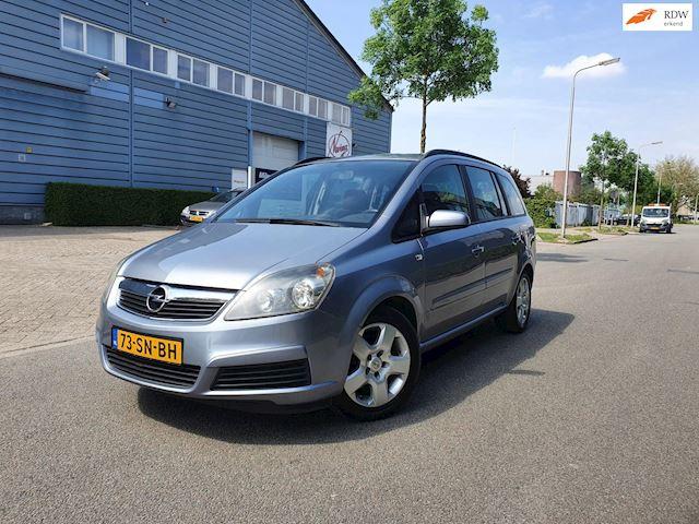 Opel Zafira 1.6 Enjoy/7PERS/AIRCO/CRUISE/ 2 X SLEUTELS/BOEKJES/ELEC.PAKET