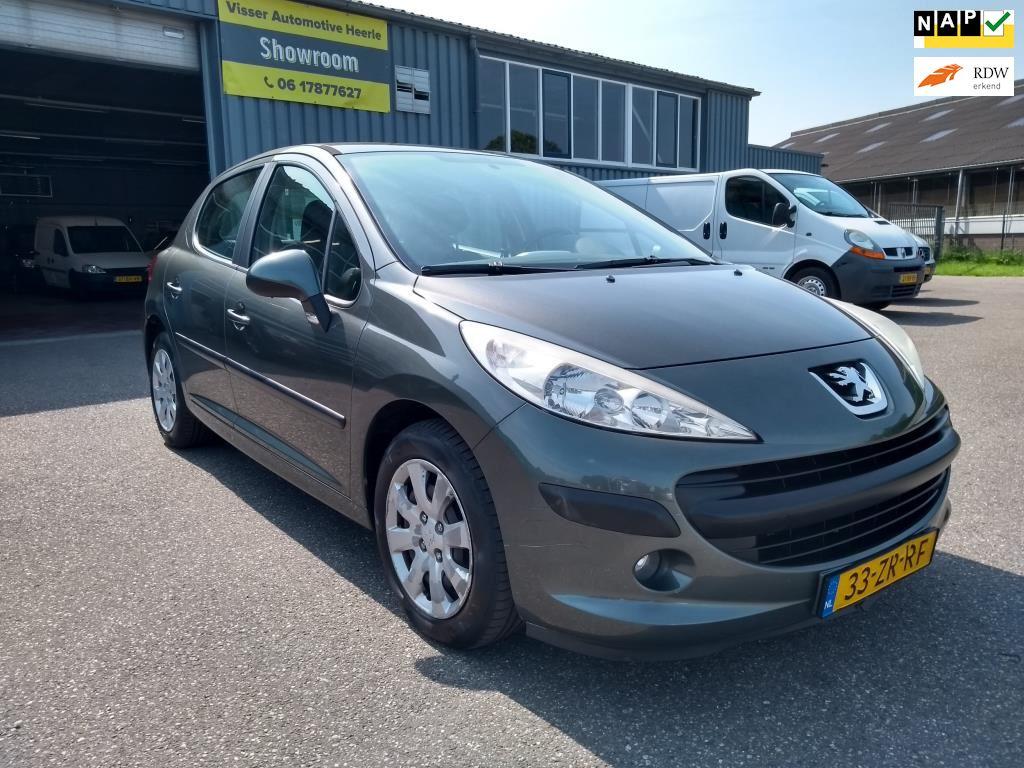 Peugeot 207 occasion - Visser Automotive Heerle