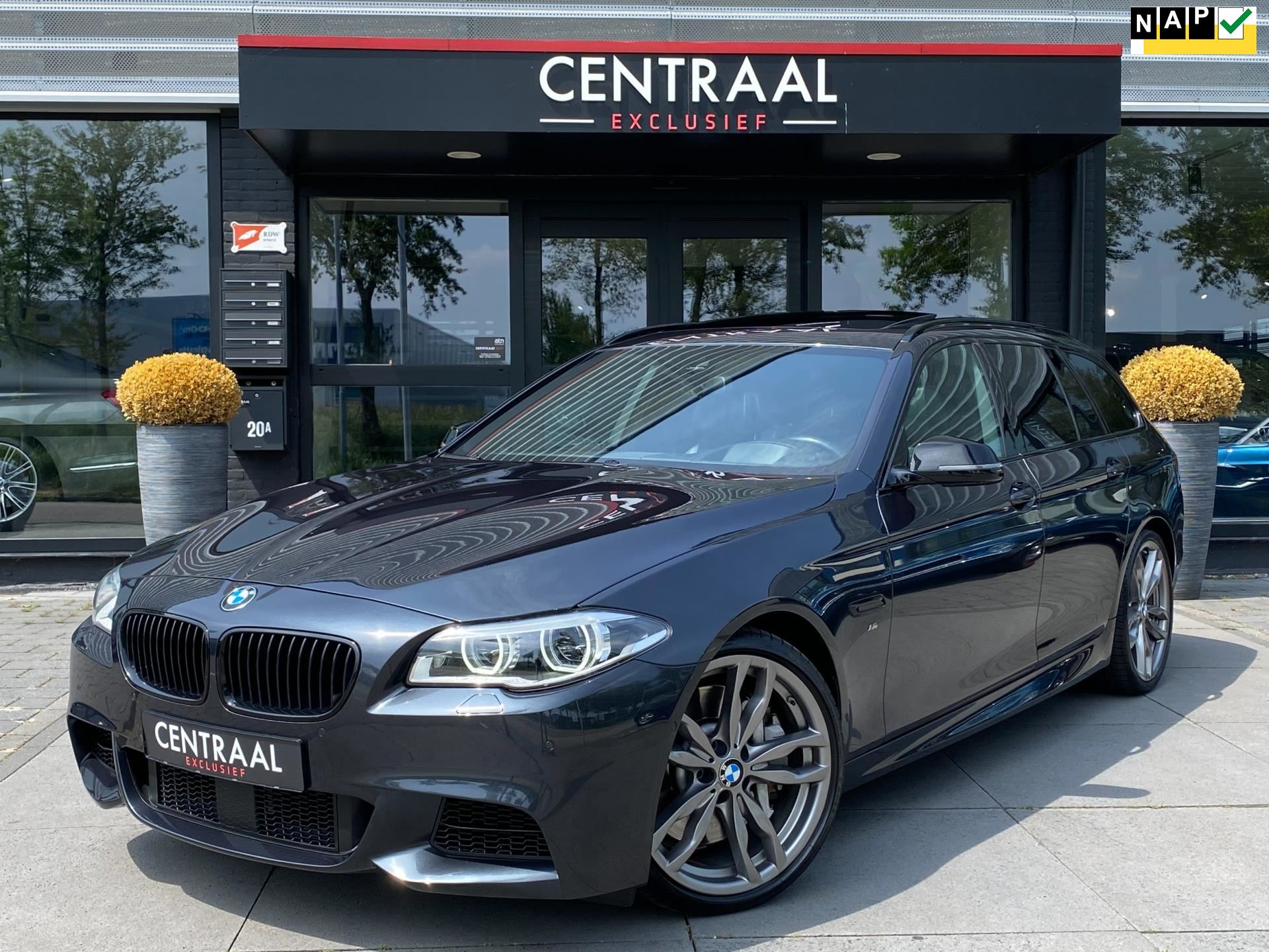 BMW 5-serie Touring occasion - Centraal Exclusief B.V.