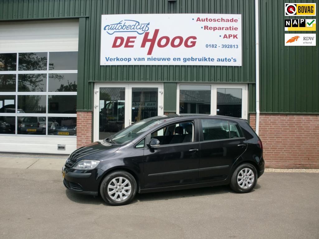 Volkswagen Golf Plus occasion - Autobedrijf de Hoog