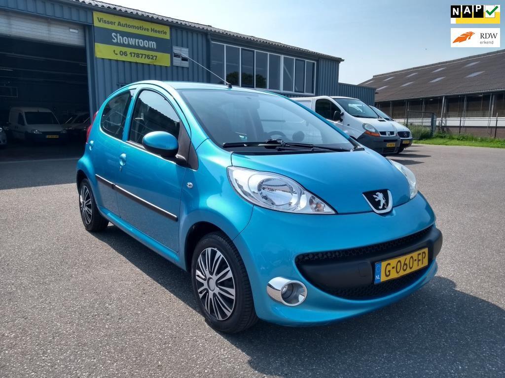 Peugeot 107 occasion - Visser Automotive Heerle