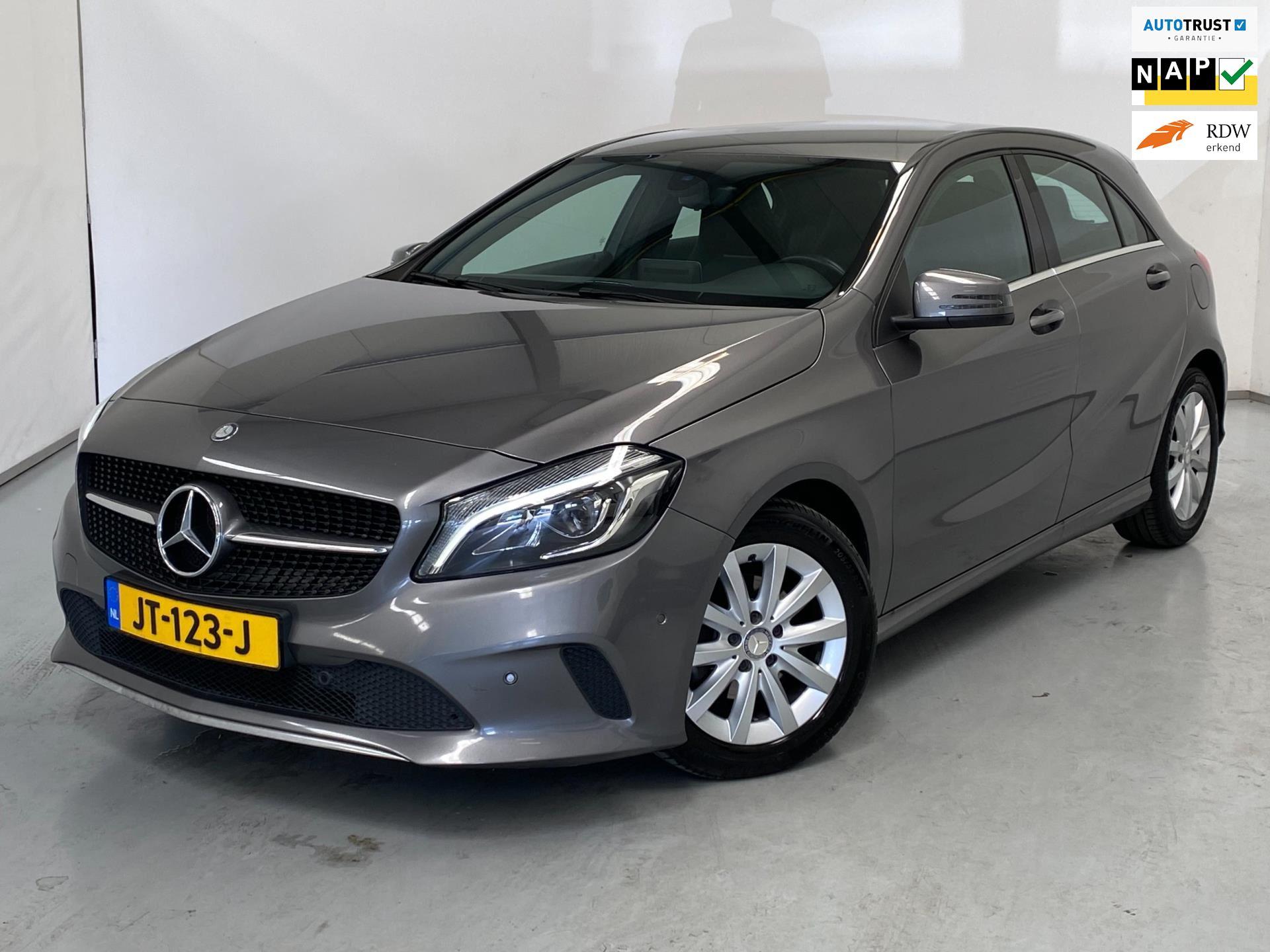 Mercedes-Benz A-klasse occasion - Van den Brink Auto's