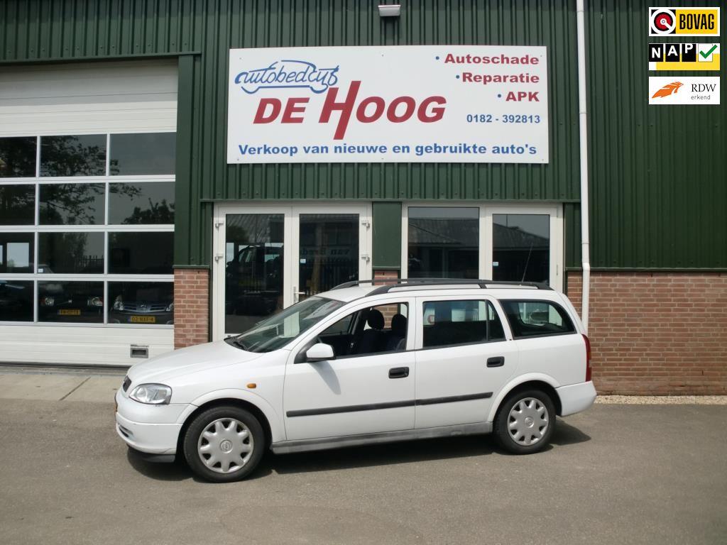 Opel Astra Wagon occasion - Autobedrijf de Hoog