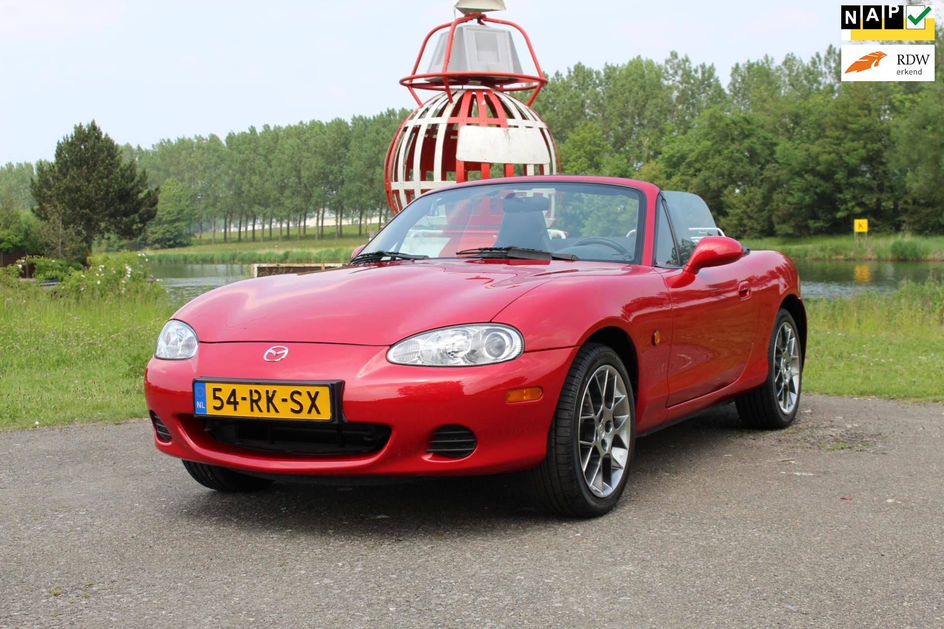 Mazda MX-5 occasion - Van Vliet Auto's
