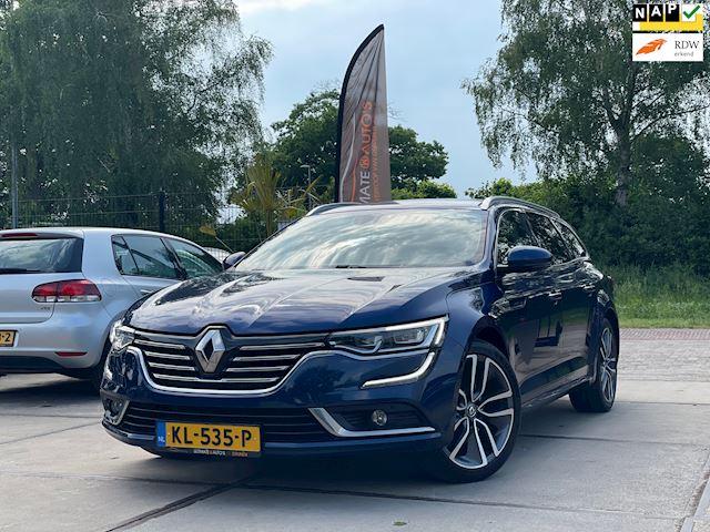 Renault Talisman Estate 1.5 dCi Intens Automaat Navi Bose keyletsgo pdc apk nap
