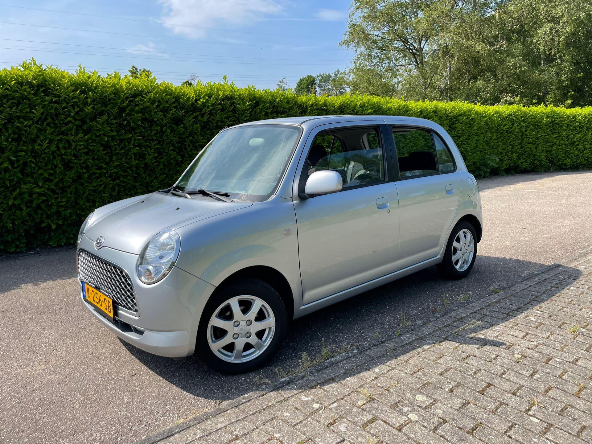 Daihatsu Trevis occasion - R. Oldenburg Auto's