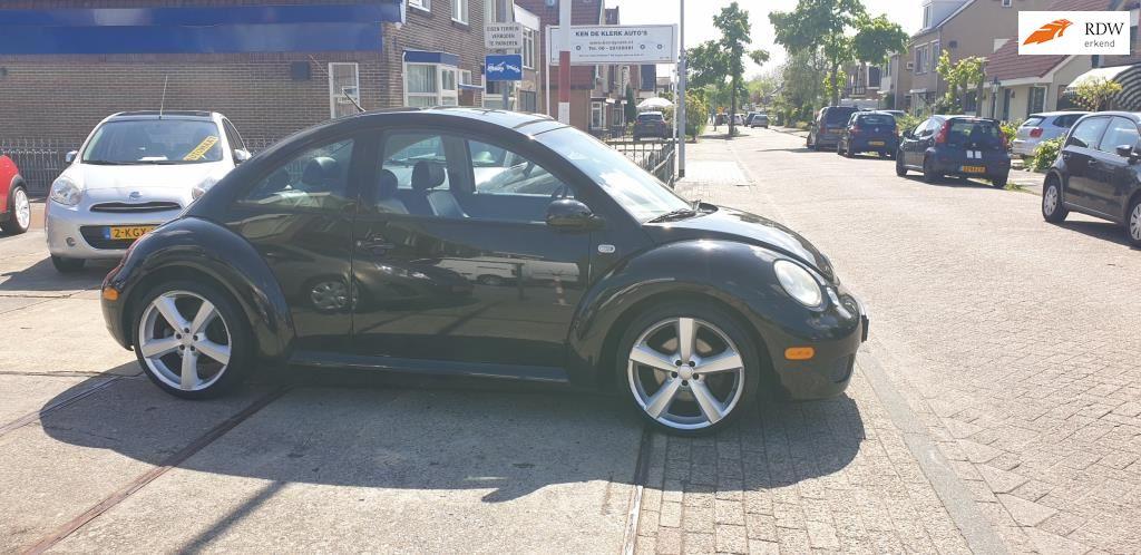 Volkswagen New Beetle occasion - Ken de Klerk Auto's