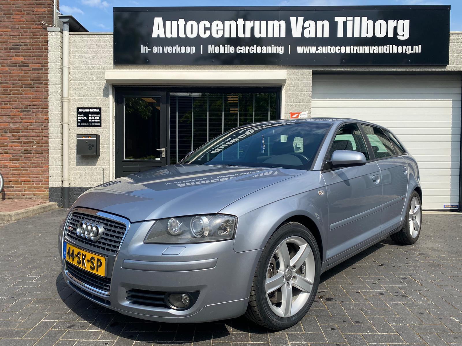 Audi A3 Sportback occasion - Autocentrum van Tilborg