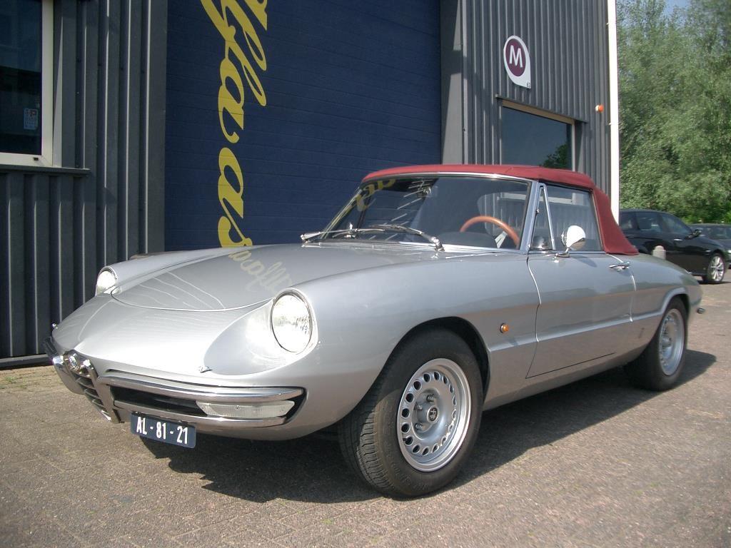 Alfa Romeo SPIDER DUETTO 1600 occasion - ALFA AS