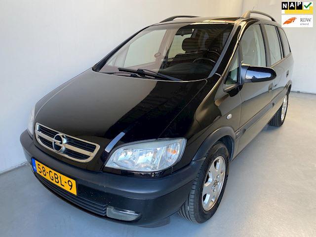 Opel Zafira 1.8-16V Airco 7-persoons Trekhaak 4x Elek.ramen