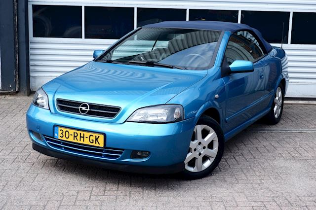 Opel Astra Cabriolet occasion - Auto Hartgers