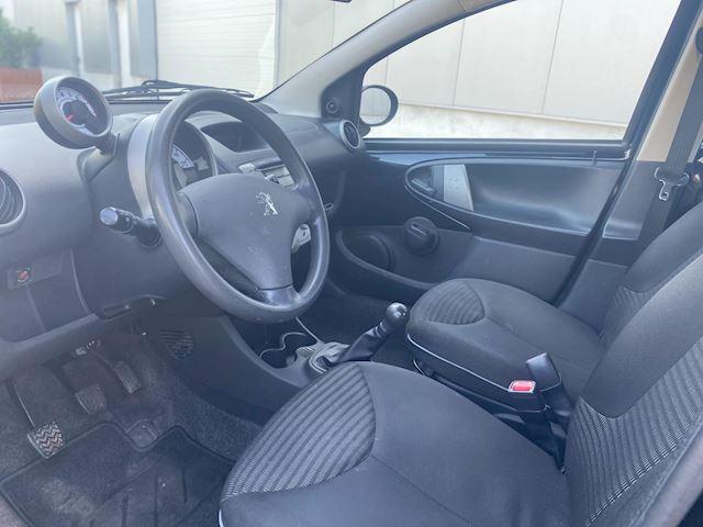 Peugeot 107 1.0 Active, nap, led, airco, 5-drs, elek pakket