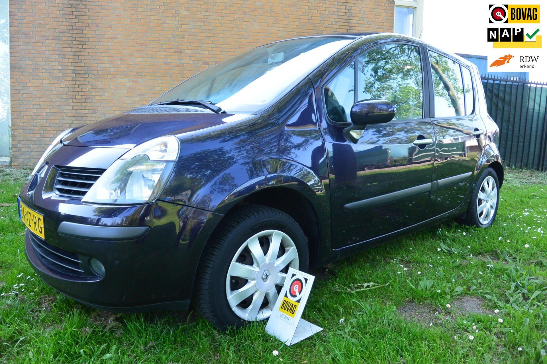 Renault Modus occasion - Cobicar