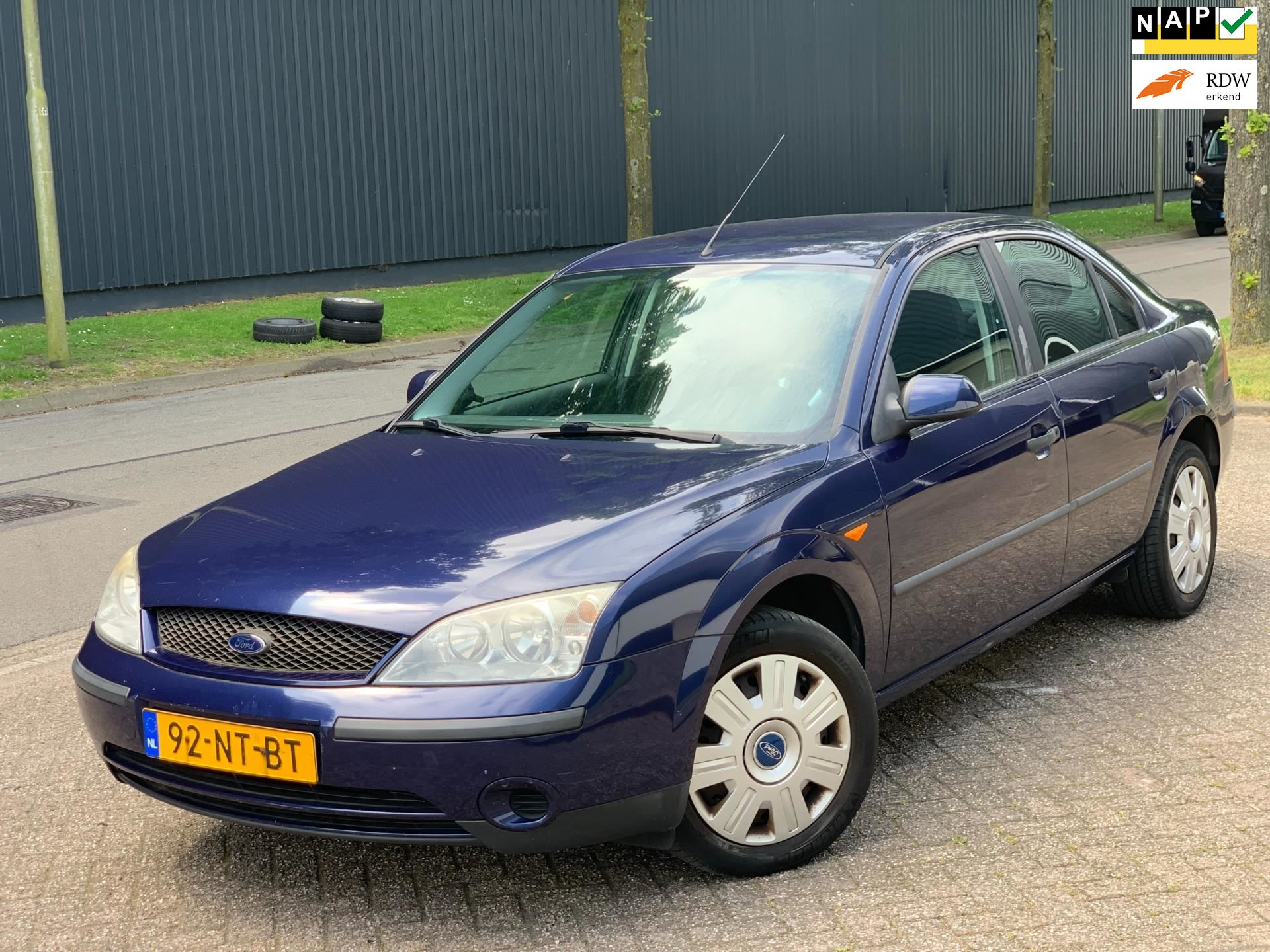 Ford Mondeo occasion - Autohandel Honing