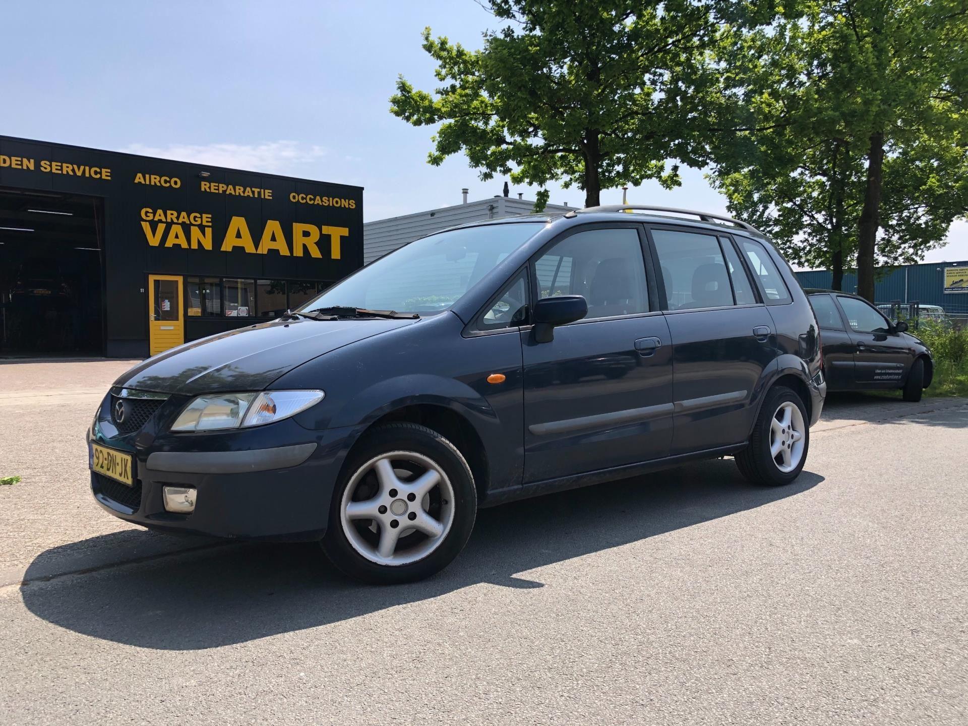 Mazda Premacy occasion - Garage van Aart