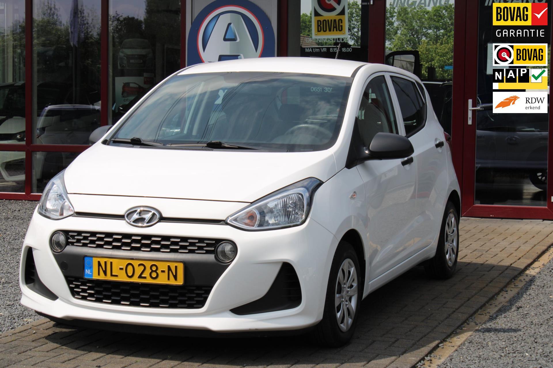 Hyundai I10 occasion - Autobedrijf Ton Wilbrink