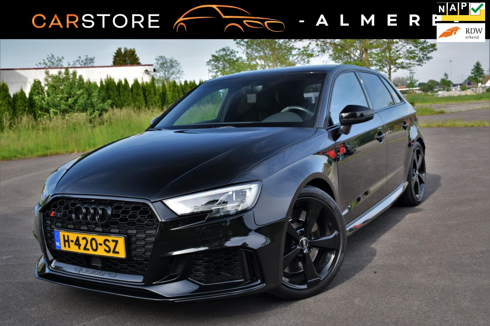 Audi RS3 occasion - Used Car Store Almere