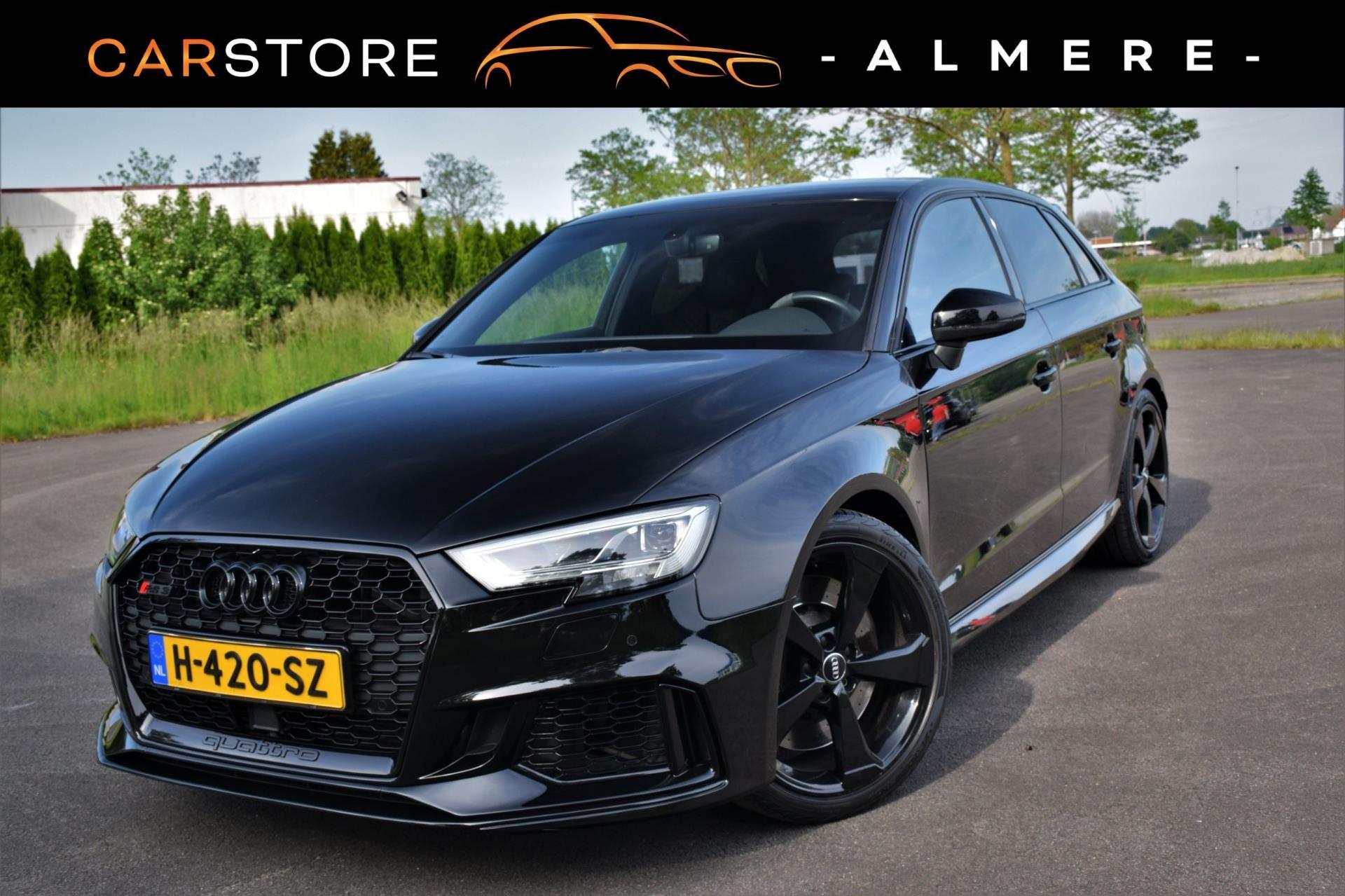 Audi A3 Sportback occasion - Used Car Store Almere