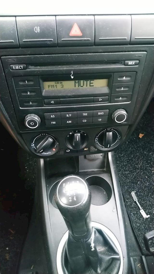 Volkswagen Fox 1.2 Optive MET VOL JAAR A.P.K. !!!
