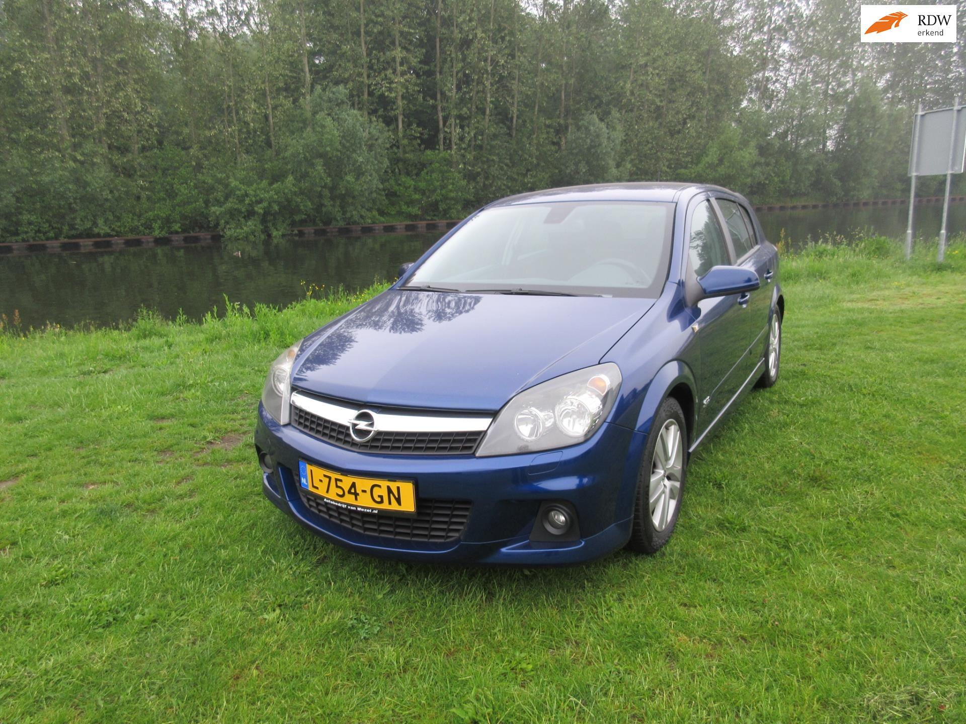 Opel Astra occasion - Autobedrijf van Wezel