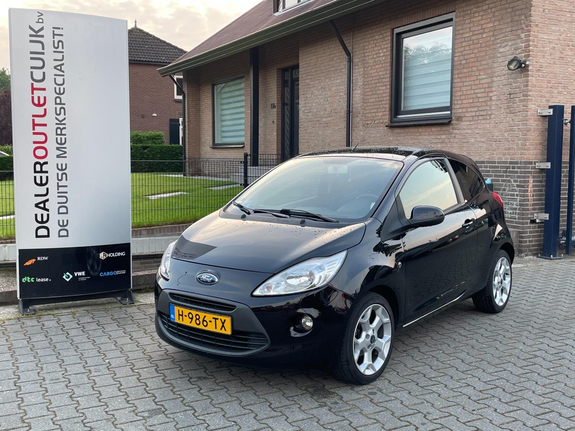 Ford Ka occasion - Dealer Outlet Cuijk b.v.
