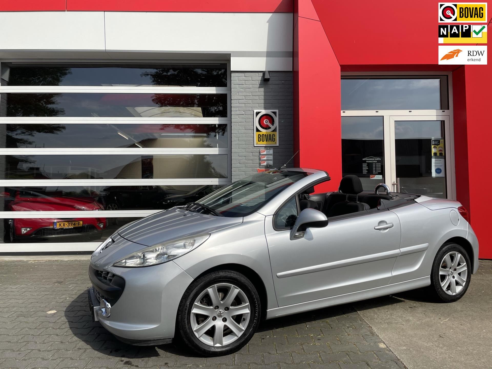 Peugeot 207 CC occasion - Autobedrijf Slots BV