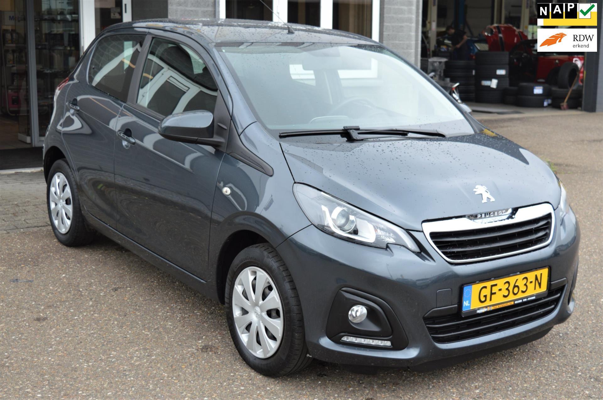 Peugeot 108 occasion - Autobedrijf Ton Kerkhoffs Bv