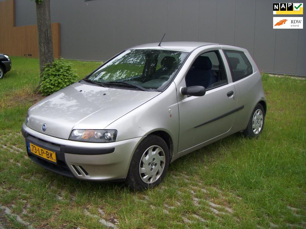 Fiat Punto occasion - Garagebedrijf Creemers
