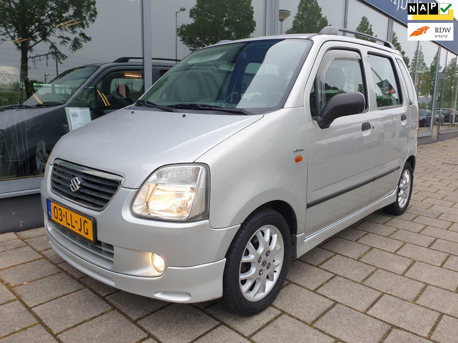 Suzuki Wagon R occasion - Automobielbedrijf Snijders