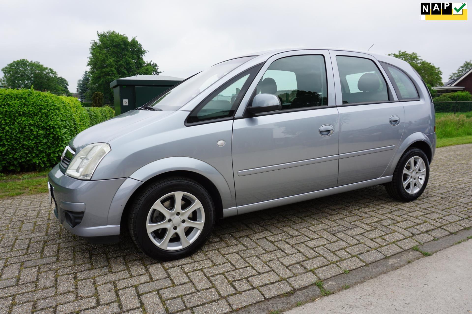 Opel Meriva occasion - Autobedrijf Pedro v.d. Ven