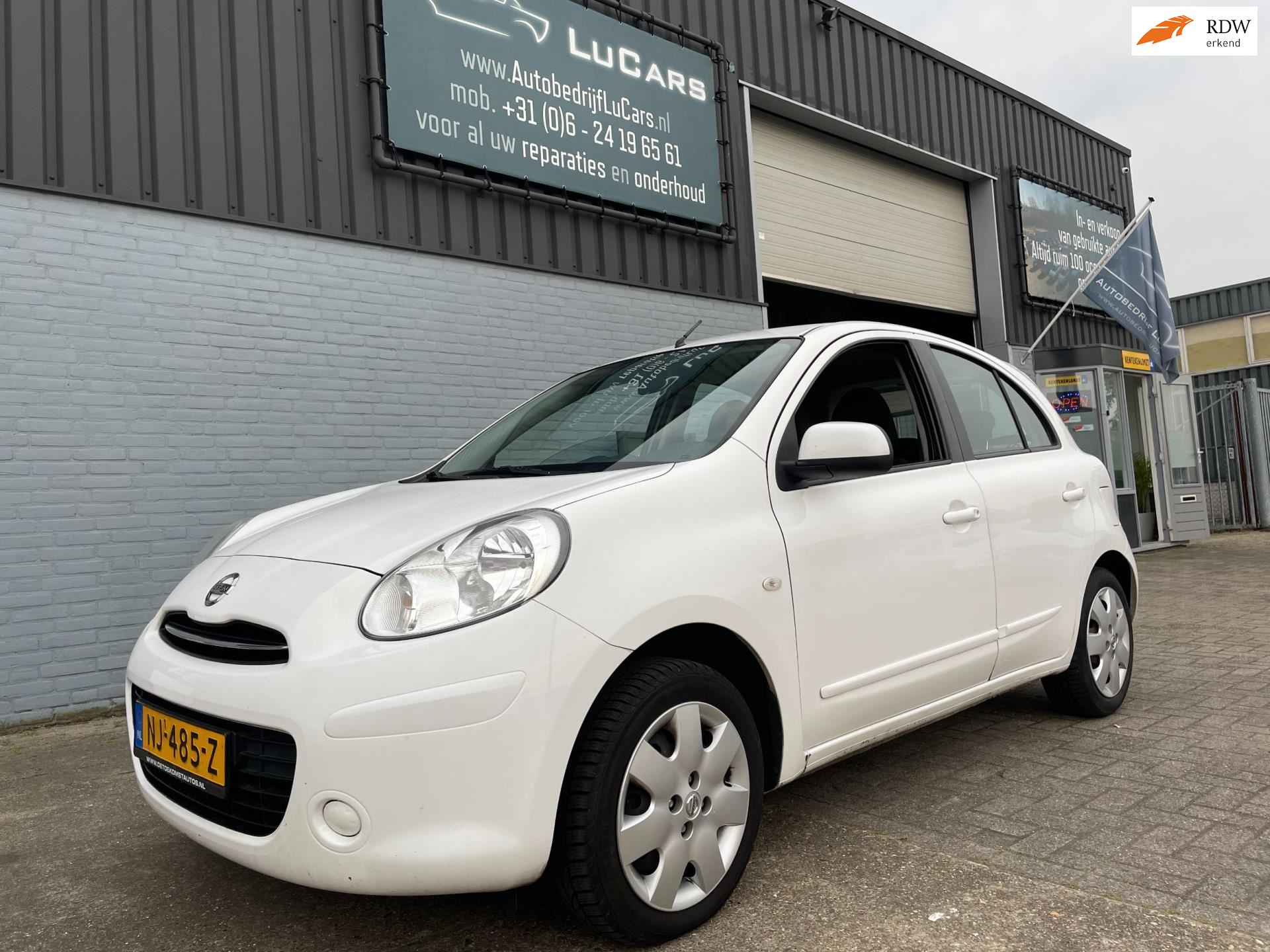 Nissan Micra occasion - LuCars