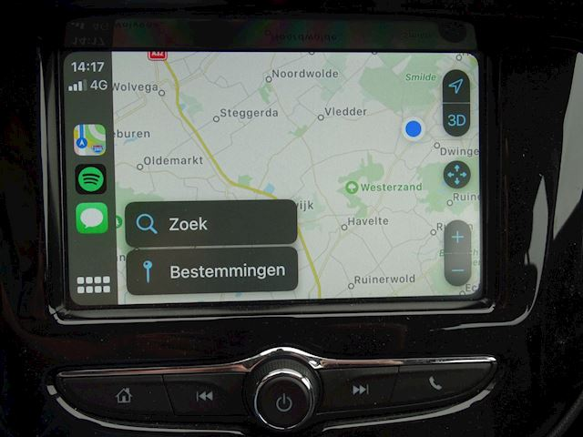 Opel Corsa 5 drs 1.4 120 Jaar Edition. Achteruitrijcam, Navi Carplay