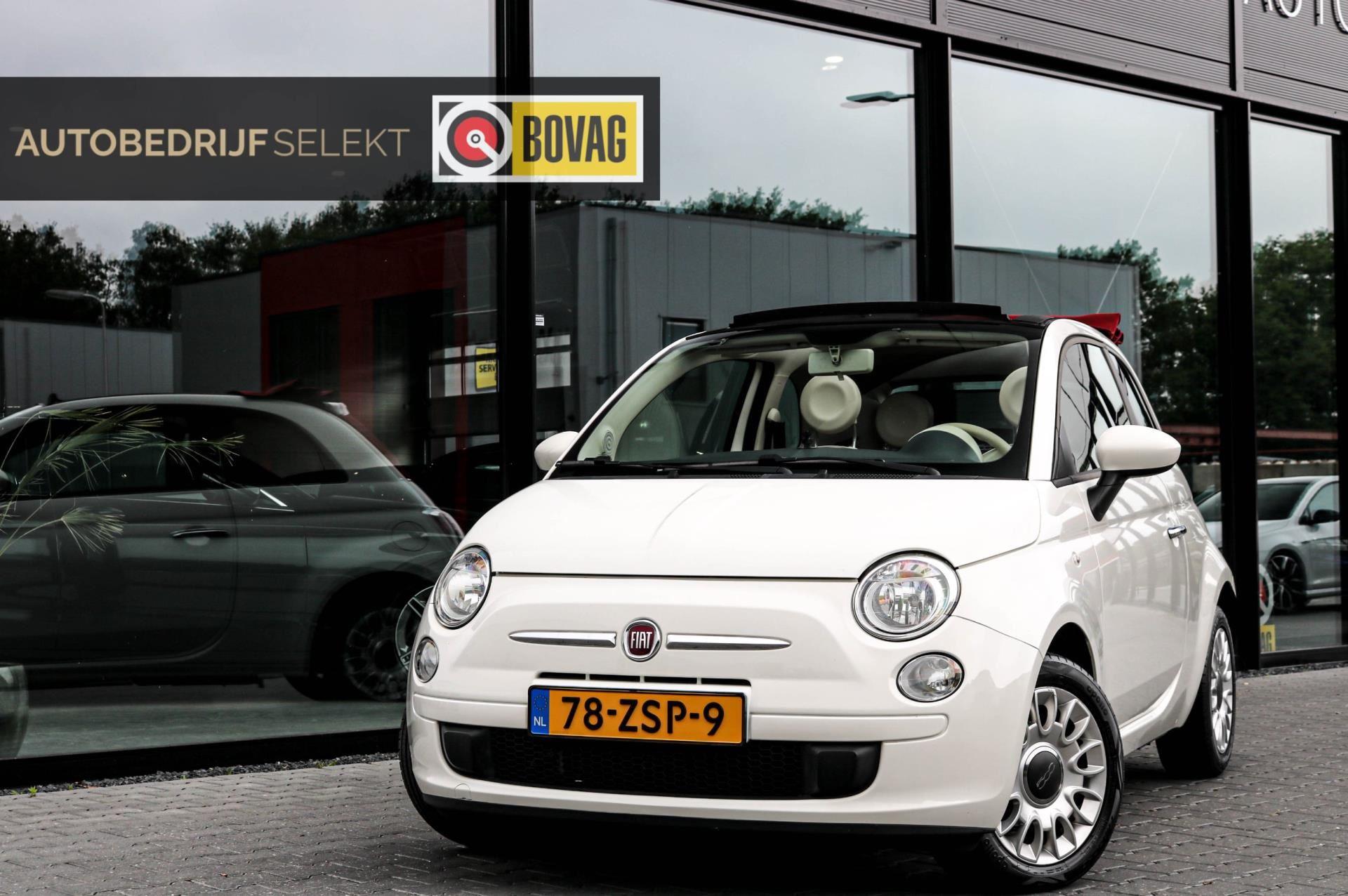 Fiat 500 C occasion - Autobedrijf Selekt B.V.