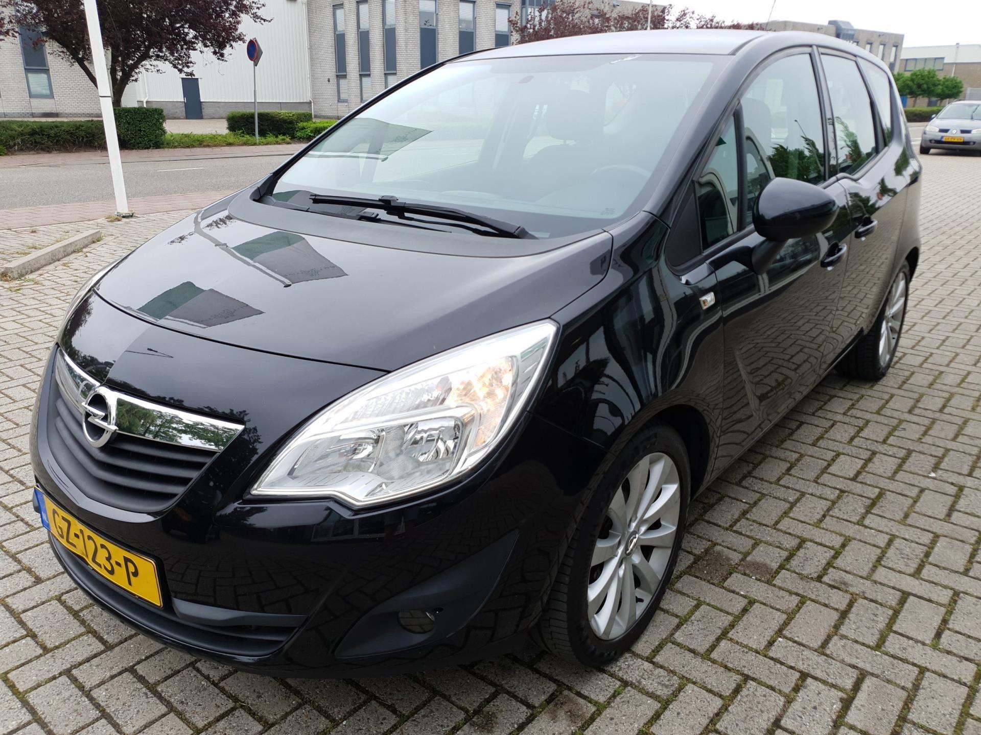 Opel Meriva occasion - RP Automotive