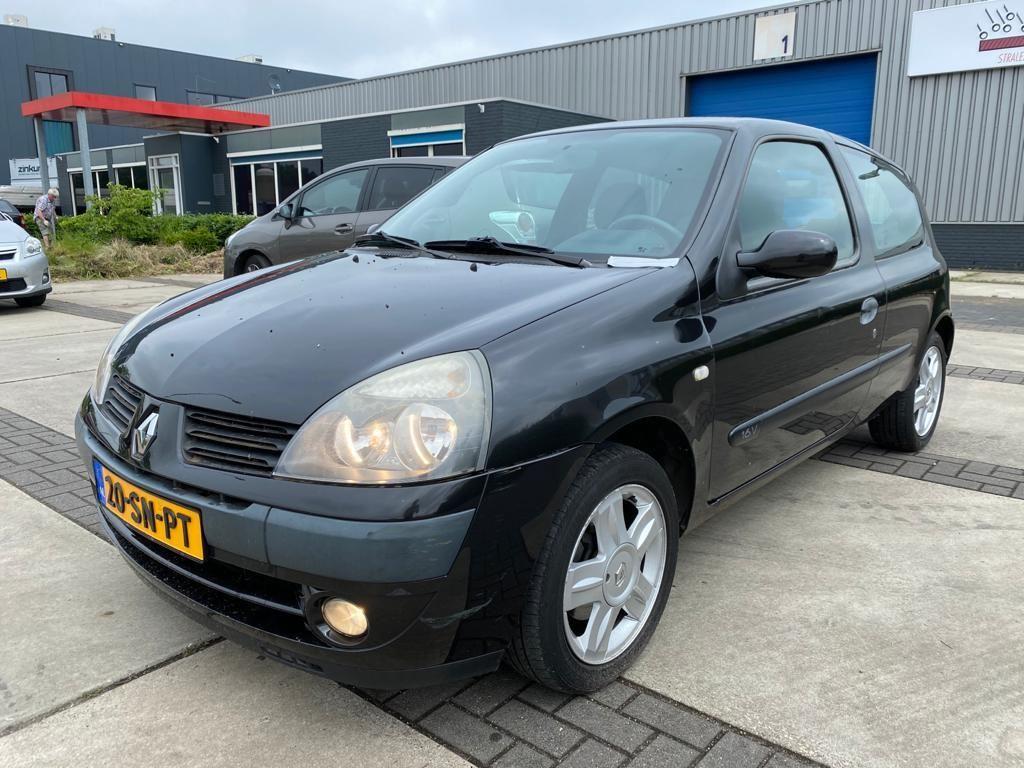 Renault Clio occasion - A2 Auto's