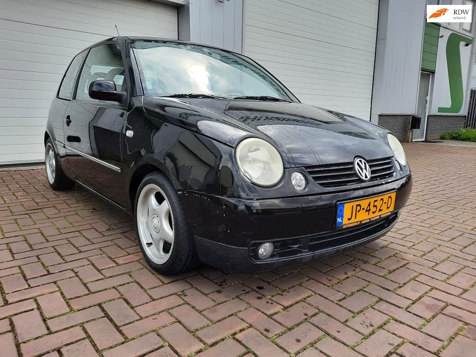 Volkswagen Lupo occasion - Handelsonderneming Schouten