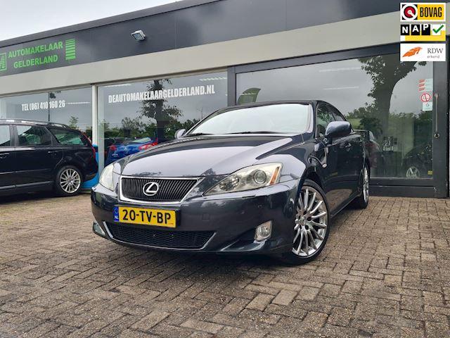Lexus IS 250 Executive 3e Eigenaar/Nw Apk/Automaat
