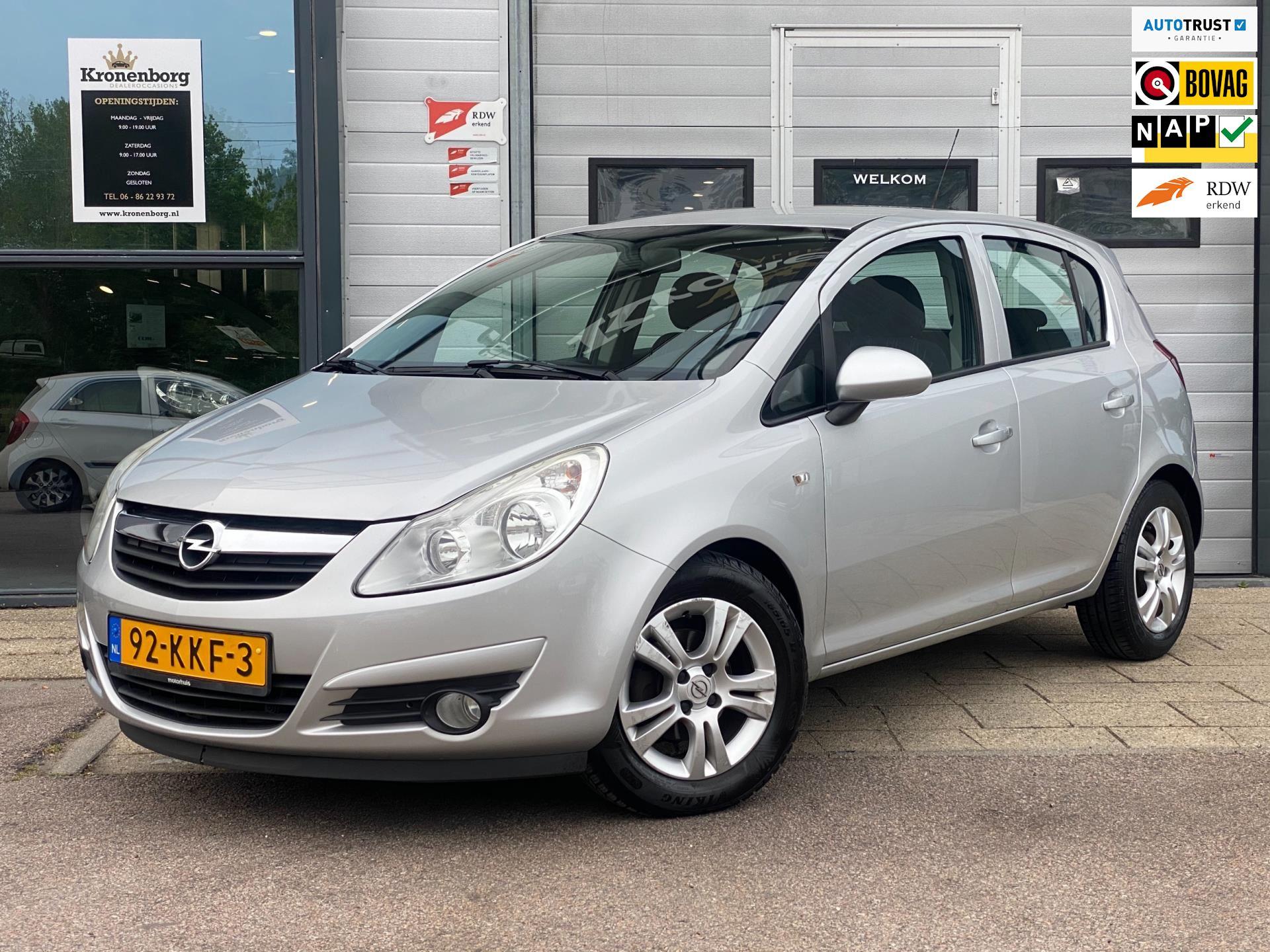 Opel Corsa occasion - Kronenborg