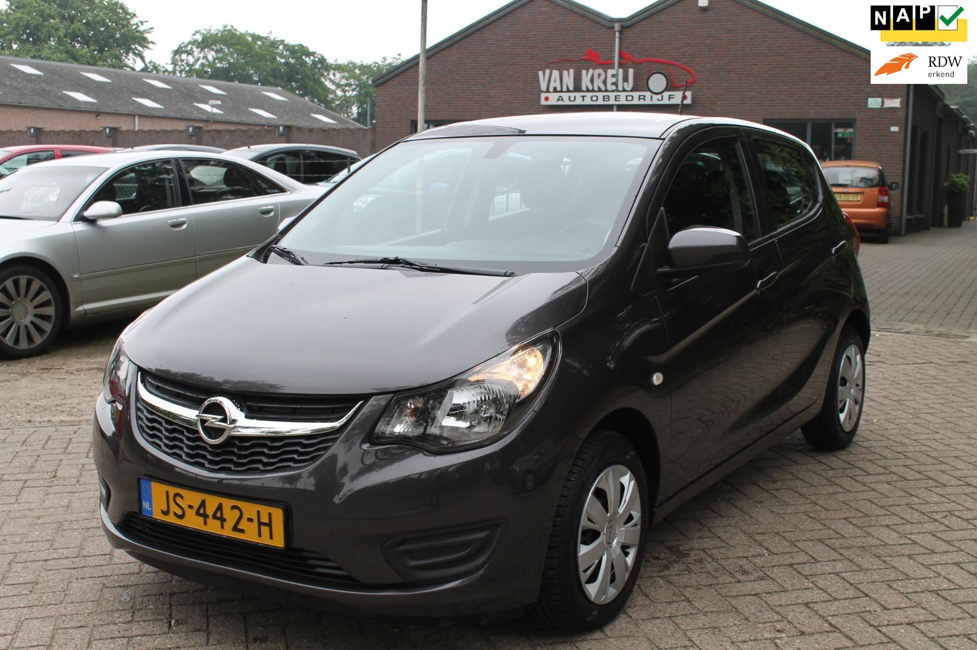 Opel KARL occasion - Van Kreij Autobedrijf